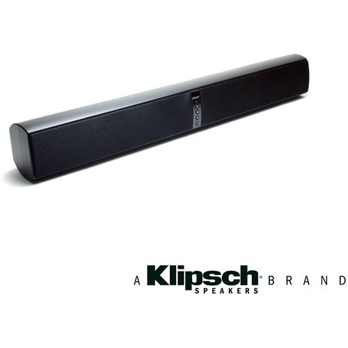 Energy By Klipsch Powerbar One Soundbar With Built-In Subwoofer