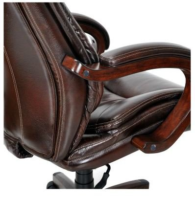 lane 103 matinee power recline brown leather lane images
