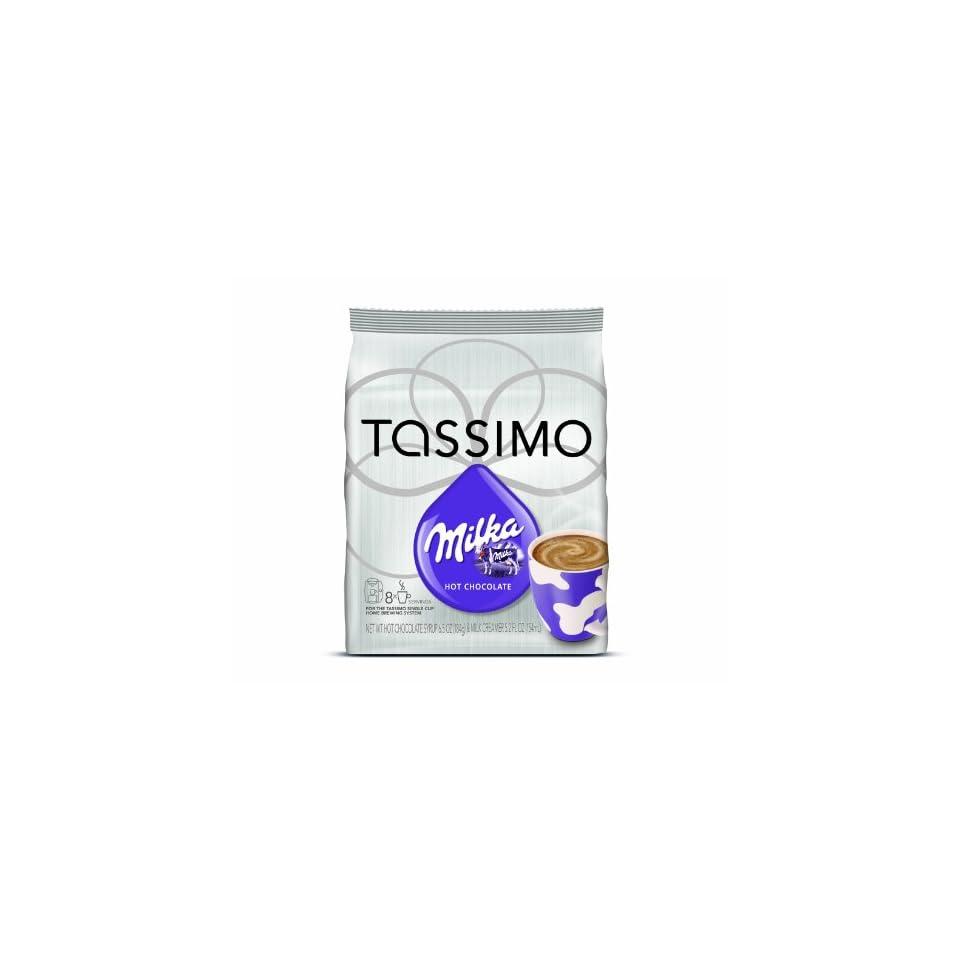 Milka Milka Hot Chocolate 16 Count T Discs For Tassimo
