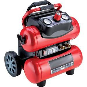 Rockworth Factory Reconditioned 4-Gallon Portable Electric Air Compressor