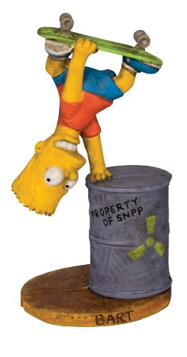 Dark Horse Deluxe Classic Simpsons Characters #4: Bart Simpson Statuette