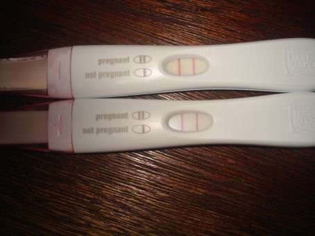 Positive Pregnancy Test First Response Amazon.com: first response