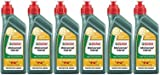 Castrol Universal 75W-90 Gear Oil Semi Synthetic CAS-1827-7160-6 - 6x1L = 6 Litre