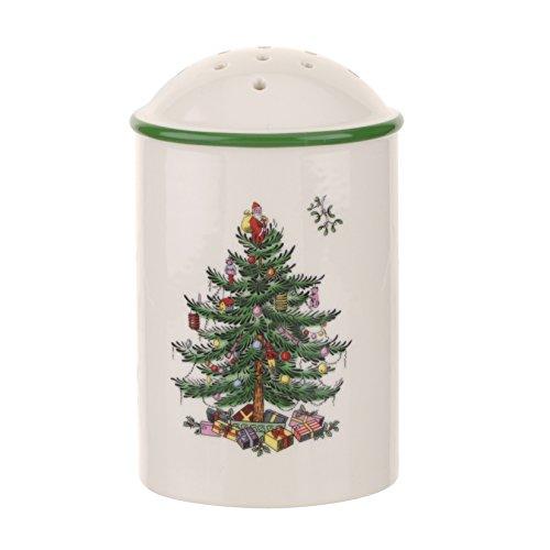 Spode Christmas Tree Shaker Spode China Christmas Tree
