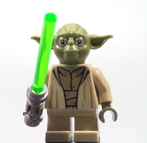 Lego Yoda image