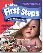 Babies First Steps & Toddlers Too!