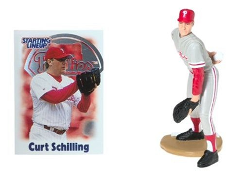 MLB Starting Lineup Baseball 2000 - Curt Schilling