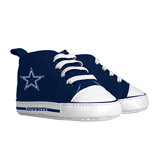 Baby Fanatic Pre-Walker Hightop, Dallas Cowboys front-943557