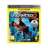 Uncharted 2: Among Thieves - Platinum Edition (PS3)by Sony