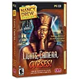 Nancy Drew Dossier: Lights, Camera, Curses! PC VISTA & XP