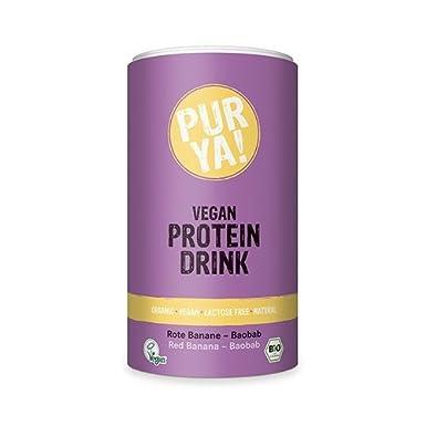 PurYa! Vegan Protein Drink (550g) Cacao Carob