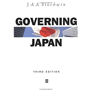 governing japan  divided