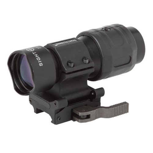 Sightmark 3X?Tactical Magnifier Slide To Side