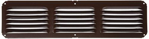 [해외]MANCO (16) 브라운에서 처마 커튼 벤트/LOMANCO 16  Brown Under Eave Cornice Vent