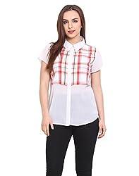 Check Layered Shirt Large