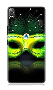 Lenovo A7000 3Dimensional High Quality Back cover by 7C