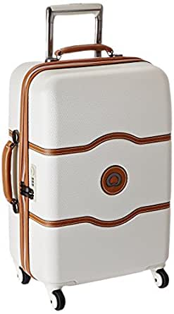 Delsey Luggage Chatelet 21 Inch Carry-On Spinner