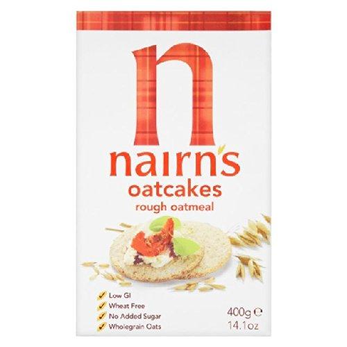 Nairn's Rough Oatcake 400g