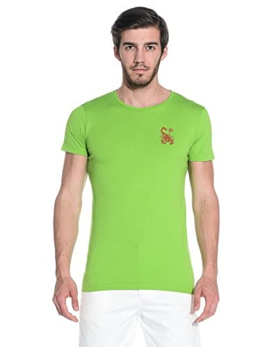 Scorpion Bay T-Shirt Manica Corta Msb [Verde]