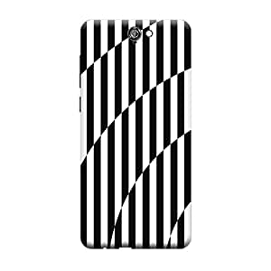 CaseLite Premium Printed Mobile Back Case Cover With Full protection For HTC One A9 (Designer Case)