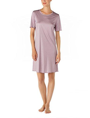 Calida Big Shirt Amalfi-Camicia da notte Donna    Violett (nirvana purple 344) 42