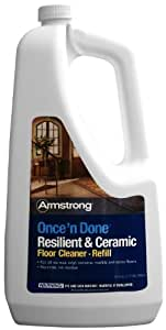 Armstrong Once 'n Done Cleaner Ready to Use 64oz Refill