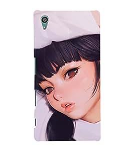 EPICCASE beautiful nurse Mobile Back Case Cover For Sony Xperia Z5 Premium / Z5 Plus (Designer Case)