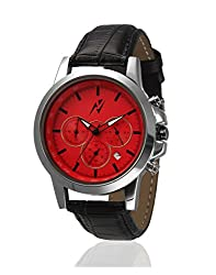 Yepme Mens Chronograph Watch - Red/Black_YPMWATCH5241