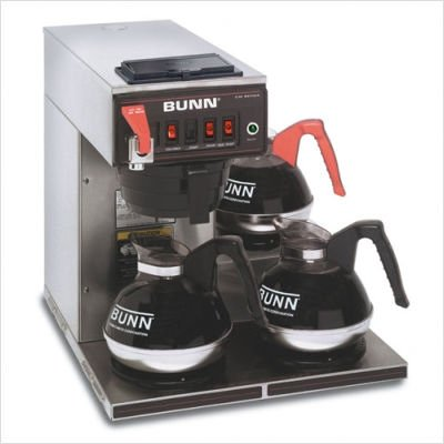 DeLonghi Dc: CWTF15-3 Automatic Coffee Maker (Three Lower Warmers) black friday deals
