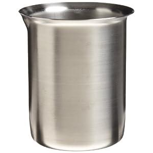Polar Ware 250b Stainless Steel Griffin Style Beaker 250
