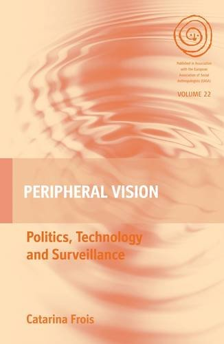 Peripheral Vision: Politics, Technology, and Surveillance (Easa)