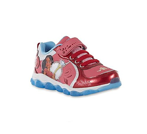 Disney Elena of Avalor Girl's Pink Athletic Shoes