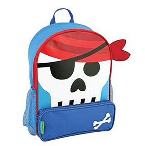 Stephen Joseph Boy'S Sidekick Backpack, Pirate, One Size front-984461