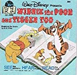 Winnie the Pooh and Tigger Too (Book and Record) (Walt Disney Presents)