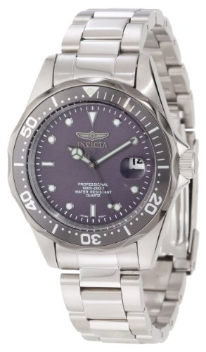 Invicta Women's 12812 Pro Diver Charcoal Grey