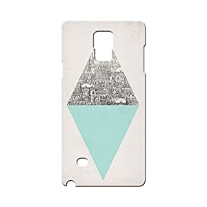 G-STAR Designer Printed Back case cover for Samsung Galaxy Note 4 - G2059