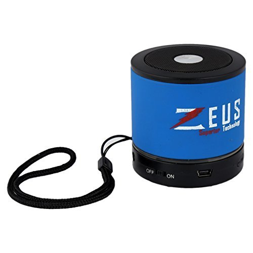 Zeus Mini Bluetooth Speaker
