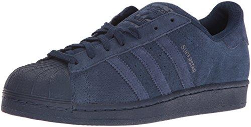 adidas Originals Men's Superstar RT Fashion Sneaker, Night Indigo/Night Indigo/Night Indigo, 10 M US (Adidas Shoes Men Blue compare prices)