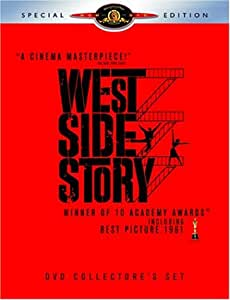 West Side Story (Collector's Edition 2 DVD & Buch) [Special Edition]
