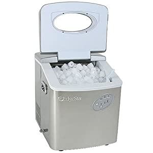 Portable Countertop Ice Maker Machine - EdgeStar Description