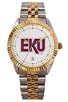 Eastern Kentucky University Colonels Mens Executive Stainless Steel Watch