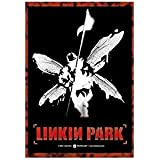 Linkin Park Flagge Winged Soldier - Posterflagge - Textilflagge