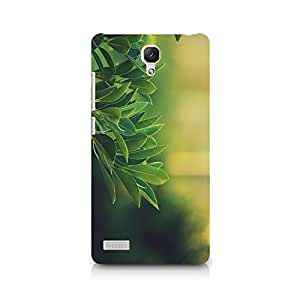 TAZindia Designer Printed Hard Back Mobile Case Cover For Xiaomi Redmi Note