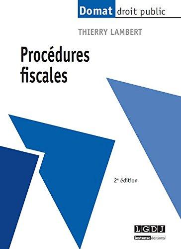 Procédures Fiscales, Deuxième ed.