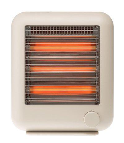 ±0 Steam Infrared Electric Heater XHS-V110 プラスマイナスゼロ 遠赤外線 電気ストーブ スチーム 機能付き [ ベージュ ]
