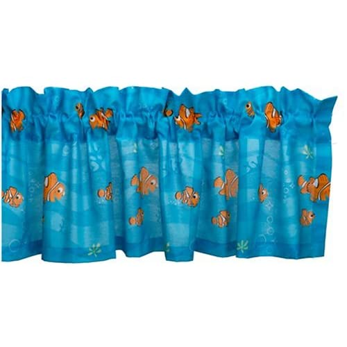 Amazon Com Disney Finding Nemo 84 By 15 Inch Valance