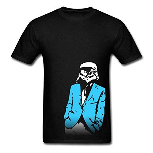 Top Apparel Men's Storm Trooper Short Sleeve T Shirt TMS0241