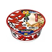 東洋水産 マルちゃん 白い力もちうどん (西向け)1箱12食