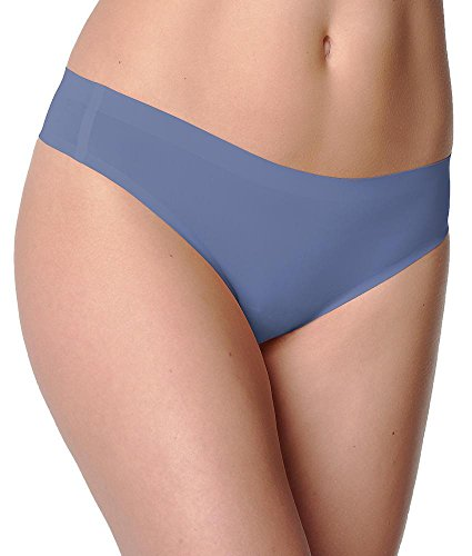 Knixwear Knix Athletic Moisture Wicking Thong, L, Slate