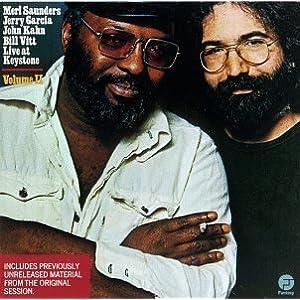 Jerry Garcia - Live At The Keystone, Vol 2